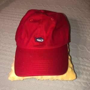 Red Southern Tide Cap